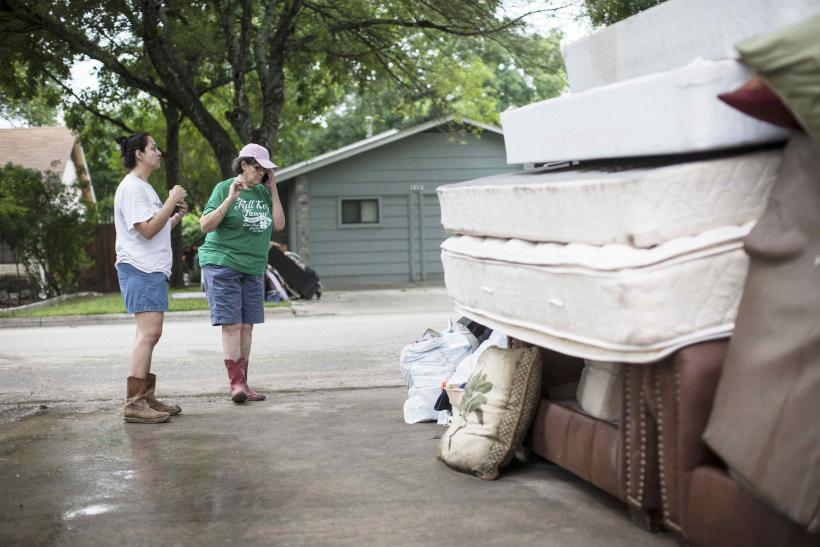 Texas flood victims