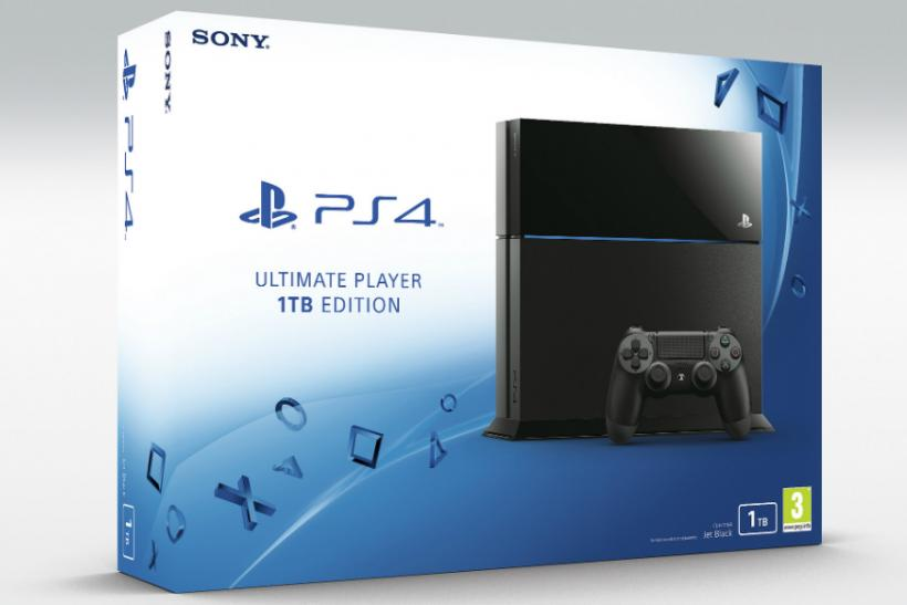 1TB PS4 Ultimate Edition