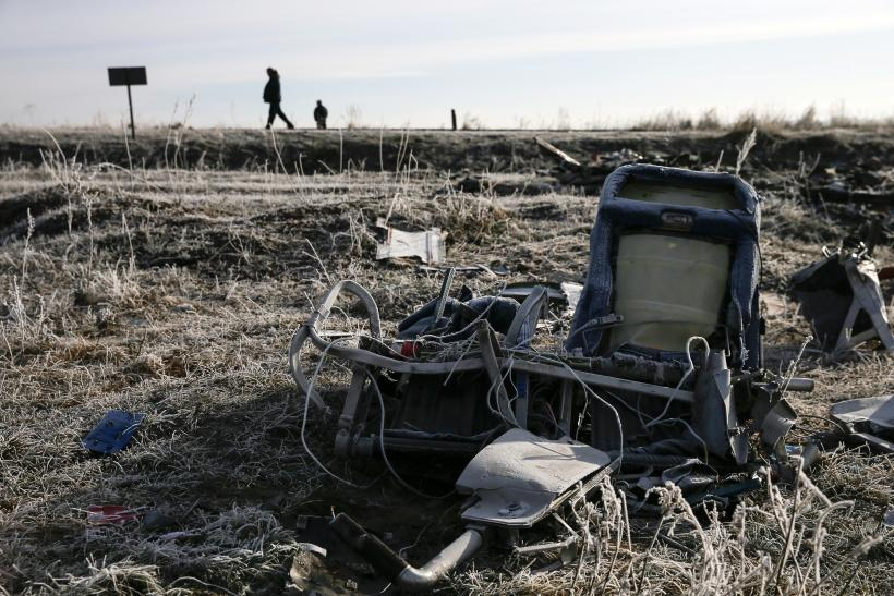 Malaysia Airlines MH17 crash