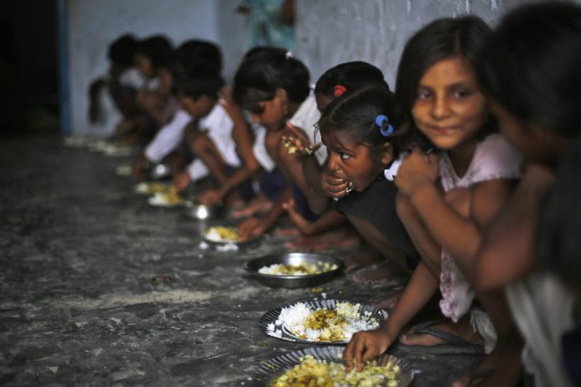 India mid-day meal