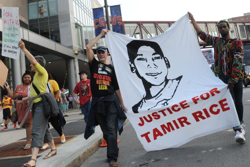 tamir rice shooting justified