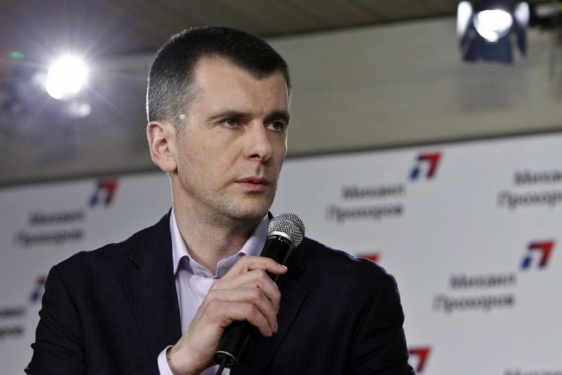 Russian Sports Team Owners: Will Ruble Crisis Push Mikhail Prokhorov, Others To Sell?