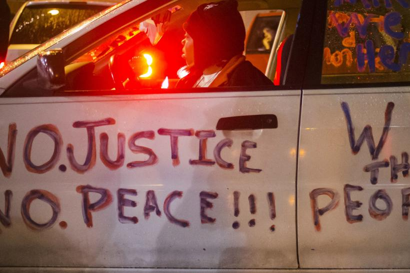 Ferguson: FBI Arrests 2 On Firearms Charges Ahead Of Grand Jury Decision