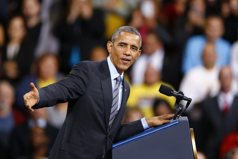 Obama Calls Out Congress, Defends Immigration Reform In 'This Week' Interview