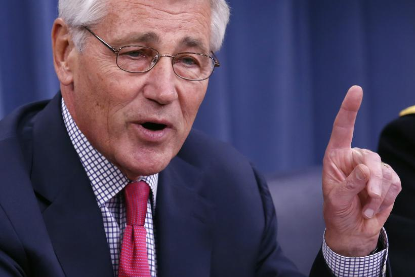 Chuck Hagel Resigning 'Under Pressure': Defense Secretary Stepping Down As Obama Refocuses National Security Efforts