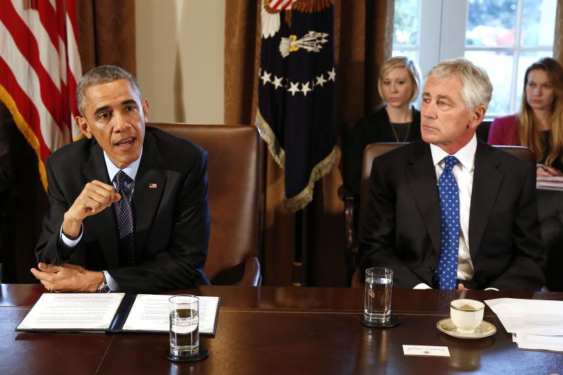 Why Is Chuck Hagel Resigning? 5 Reasons Defense Chief Is Leaving Obama Administration