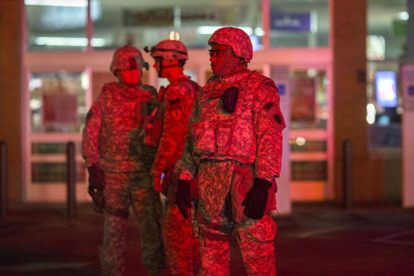Ferguson Protests: Missouri Governor Triples National Guard Numbers After Violent Night