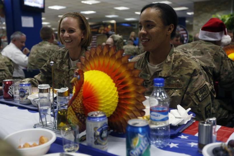 Thanksgiving 2014: Turkey, Ham And 6 Kinds Of Pie On White House Thanksgiving Day Menu
