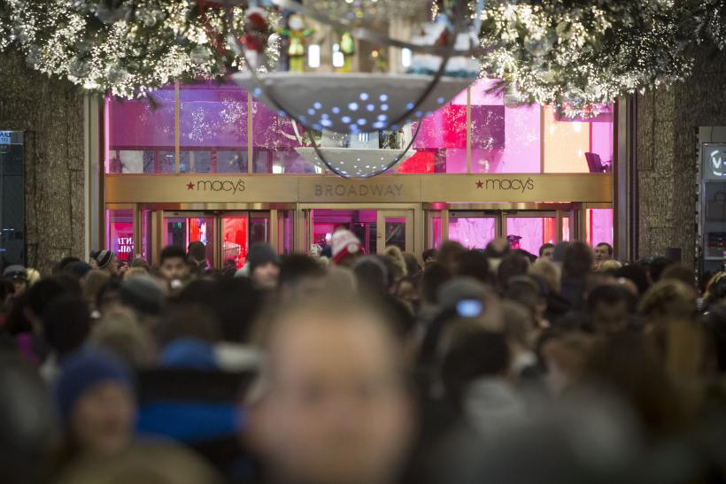 Black Friday 2014 In Photos: 11 Images From America's Biggest Shopping Day