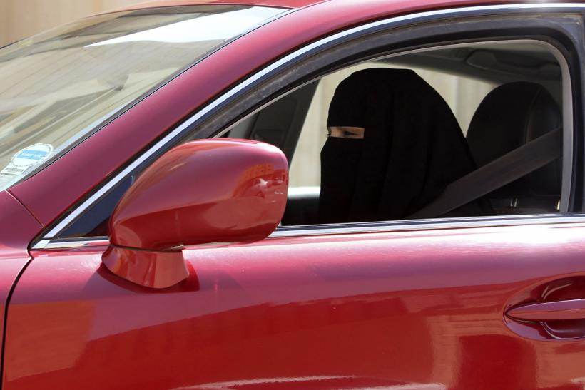 Driving --And Tweeting -- While Female In Saudi Arabia: A Terrorist Act?