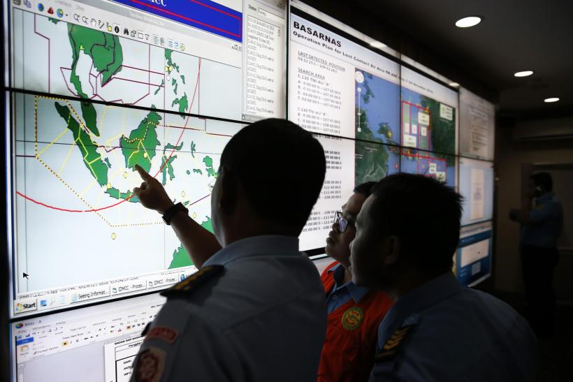Missing AirAsia Flight QZ8501: Object Spotted By Australian Aircraft Not From Missing Plane, Official Says