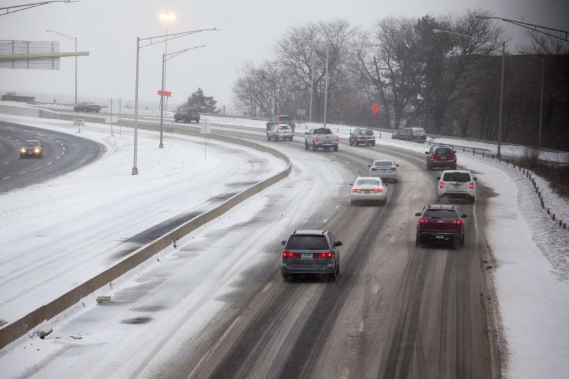 Road Conditions In New York, New Jersey, Mass., Conn.: How To Check Highway Closure Updates During Blizzard