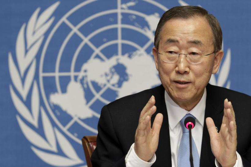UN Chief Criticizes Resumption Of Executions In Pakistan, Urges Government To Reinstate Moratorium