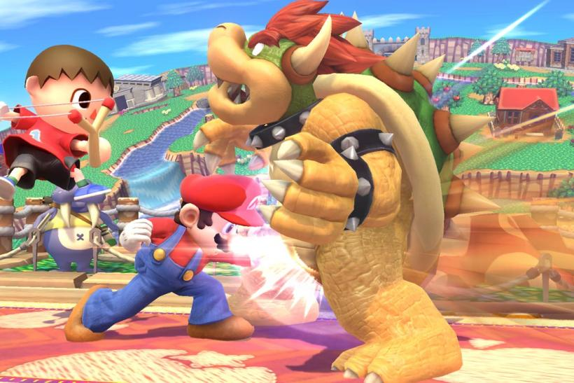 'Super Smash Bros. Wii U' Update Brings 15 New Levels For 8-Player Mode
