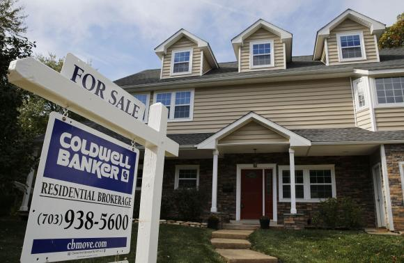 US Existing Home Sales At One-Year High, Prices Up