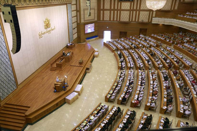 Myanmar Political Leaders To Hold Talks On Amending Constitution