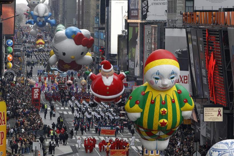 Macy's Thanksgiving Day Parade 2014: Route Map, Start Time And Where To Watch Live Stream Video