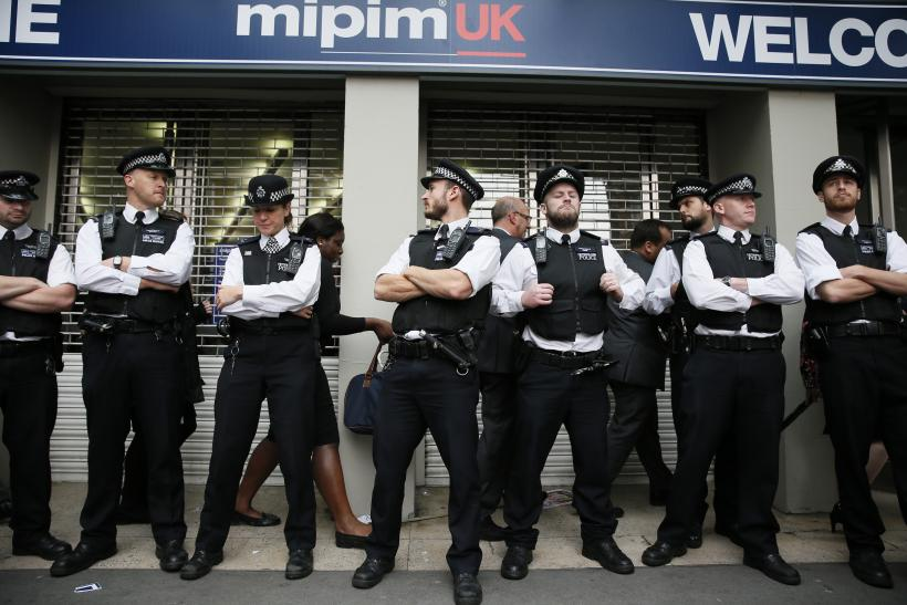 UK Police Will Be Allowed To Remove Terror Suspects From Their Homes: Reports