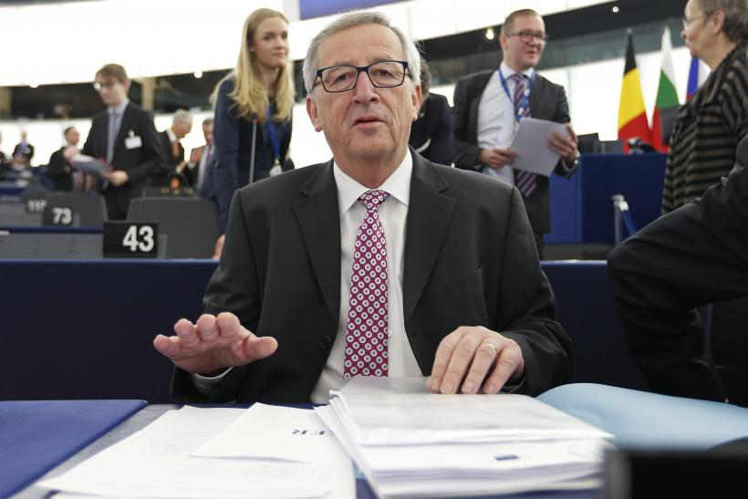 EU's Jean-Claude Juncker Presents Massive $380B Investment Plan To Boost Growth