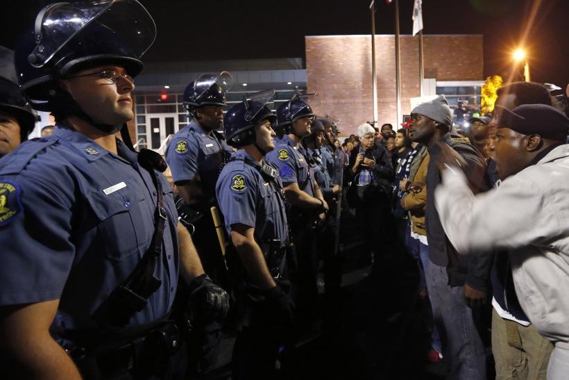 Ferguson Protests: Why The US Still Has A Race Problem In Law Enforcement