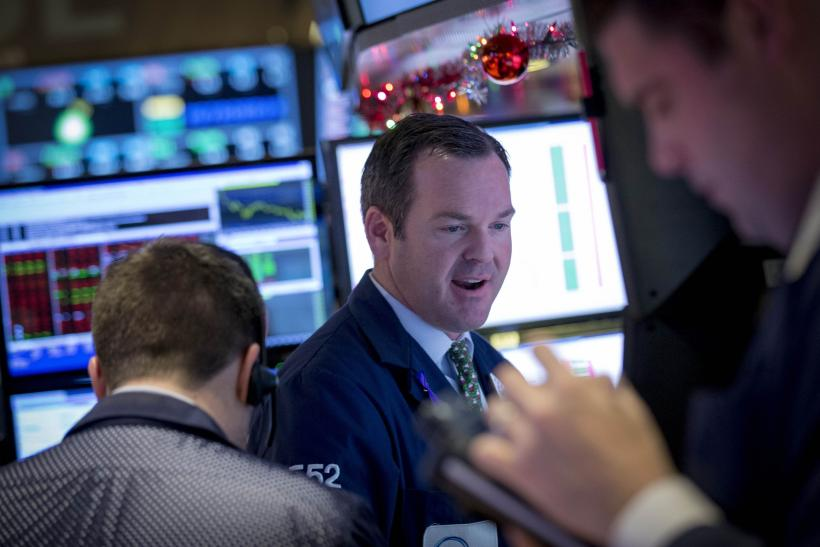 Dow Jones Industrial Average Surges 400 Points, S&P 500 Index Rallies Over 2% In Best Day Of 2014