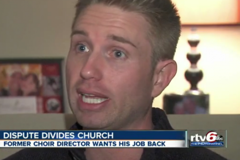 Methodist Church That Fired Gay Choir Director Shuts Down, Cites 'Downward Spiral' Of Membership
