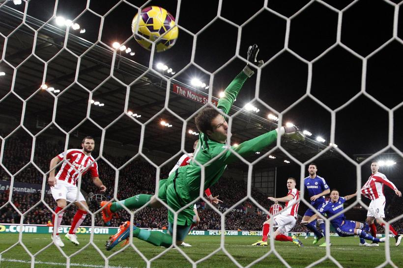 VIDEO Chelsea 2-0 Stoke: Highlights, Goals; Terry And Fabregas Take Blues Clear At Premier League Summit