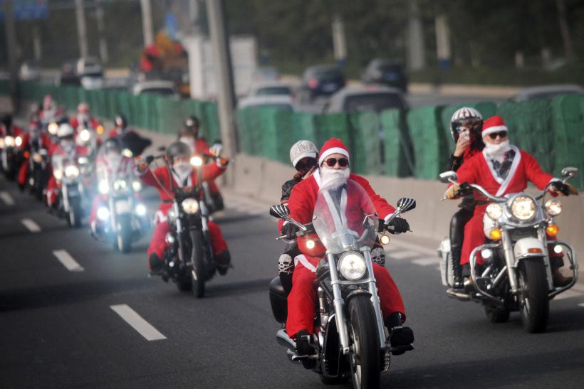 China Christmas Ban: University, Town Ban Festive Celebrations Amid Concerns About Western Cultural Influence