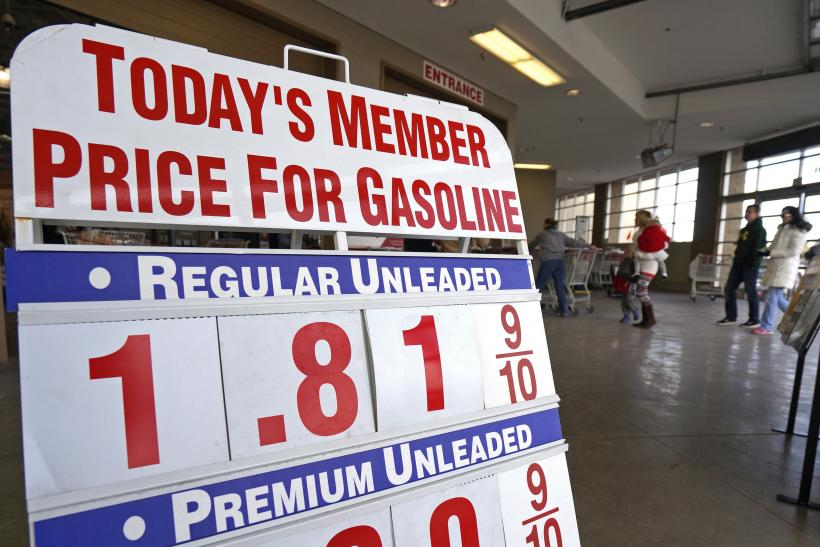 Oil Prices Fall After Last Week's Surge, Strike Action