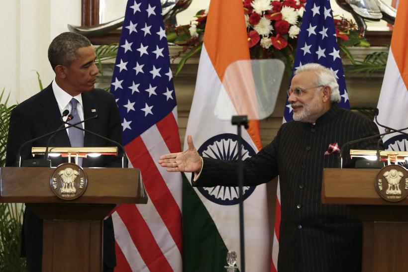 US, India Move Forward On Stalled Civil Nuclear Deal