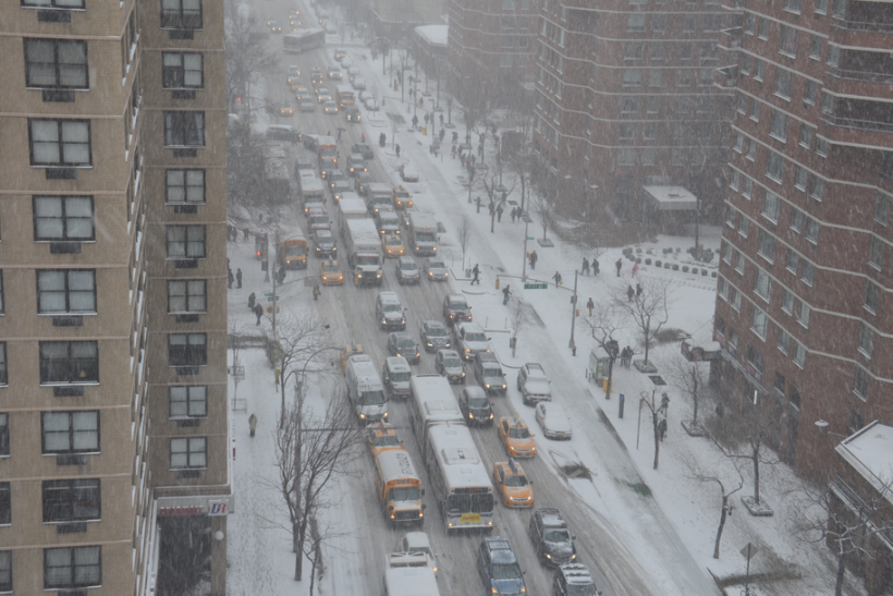 Juno Blizzard Pictures 2015: See Photos Of Northeast Winter Storm