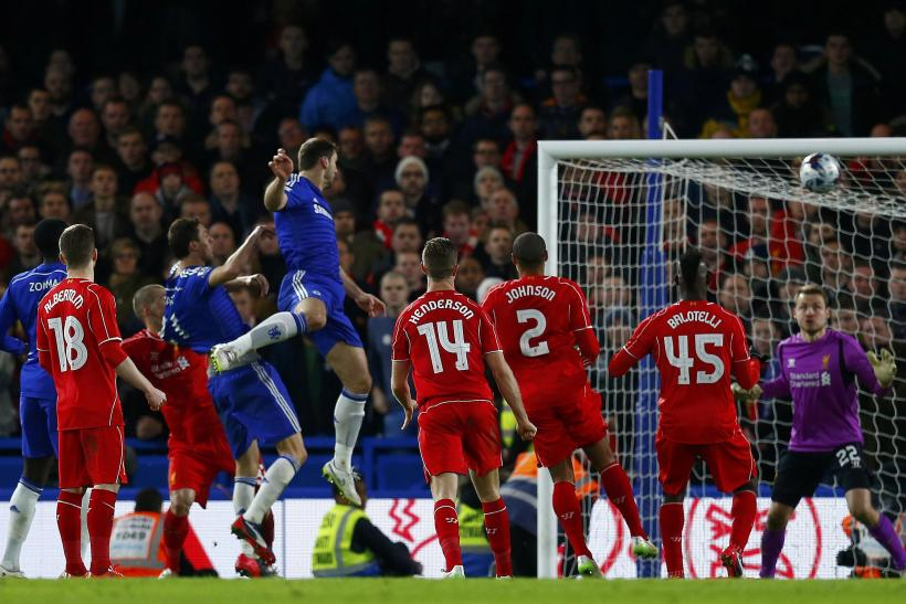 VIDEO Chelsea 1-0 Liverpool: Highlights; Ivanovic Goal Leads Blues To Capital One Cup Final