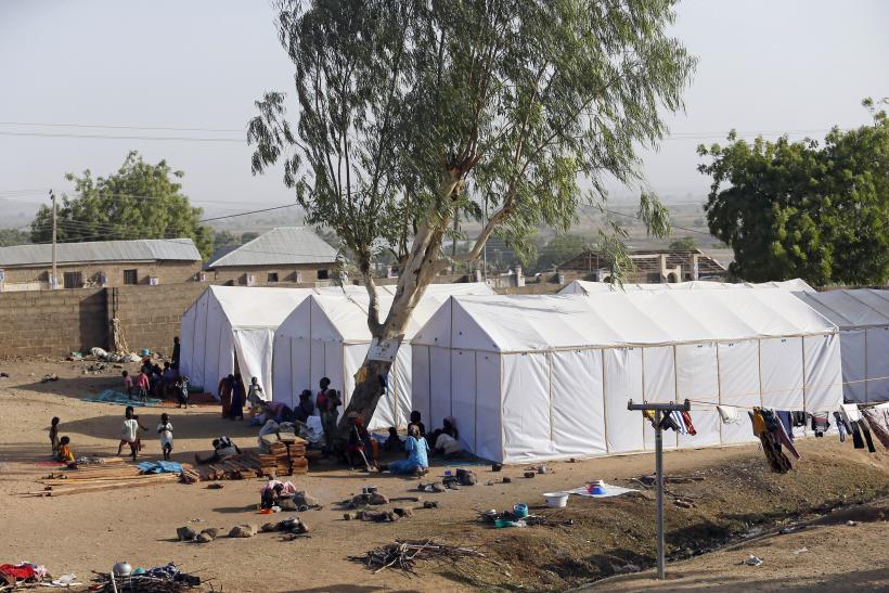 Boko Haram Refugees Straining Local Resources In Nigeria, Aid Groups Say