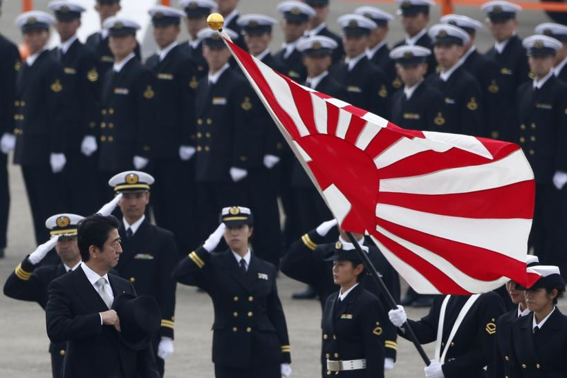 Killing Of Kenji Goto May Push Japan Closer To Scrapping Ban On Offensive Force