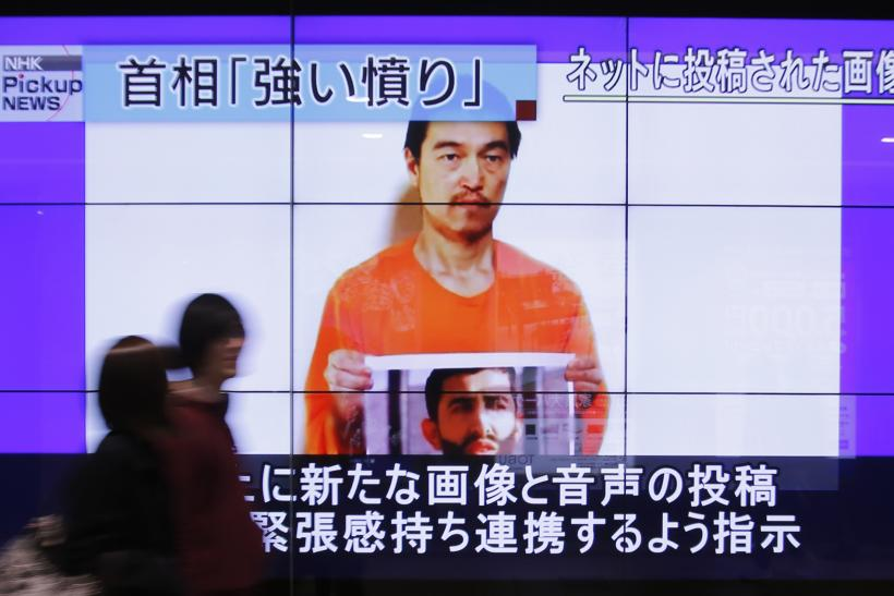 Japan Says ISIS Beheading Video 'Highly Credible'