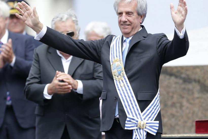Uruguay's Jose Mujica, 'World's Poorest President,' Passes The Torch To Tabare Vazquez