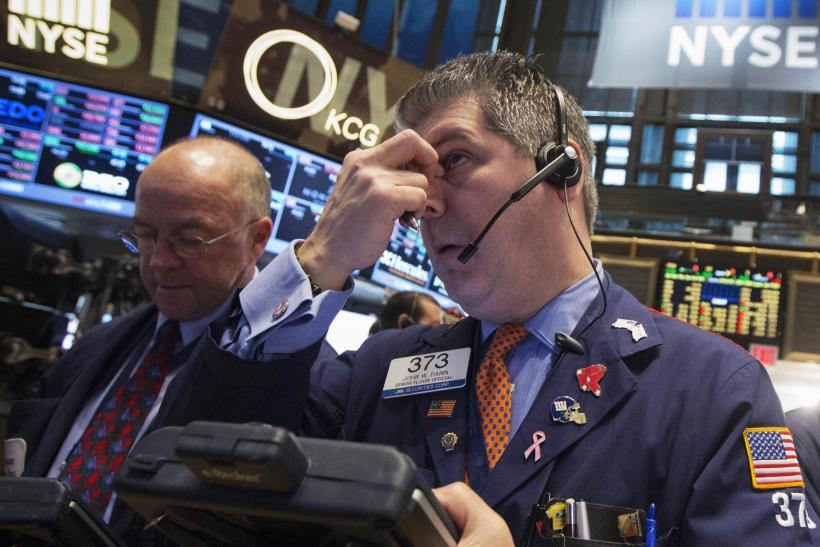 US Stocks Decline As Crude Inventories Surge To Record