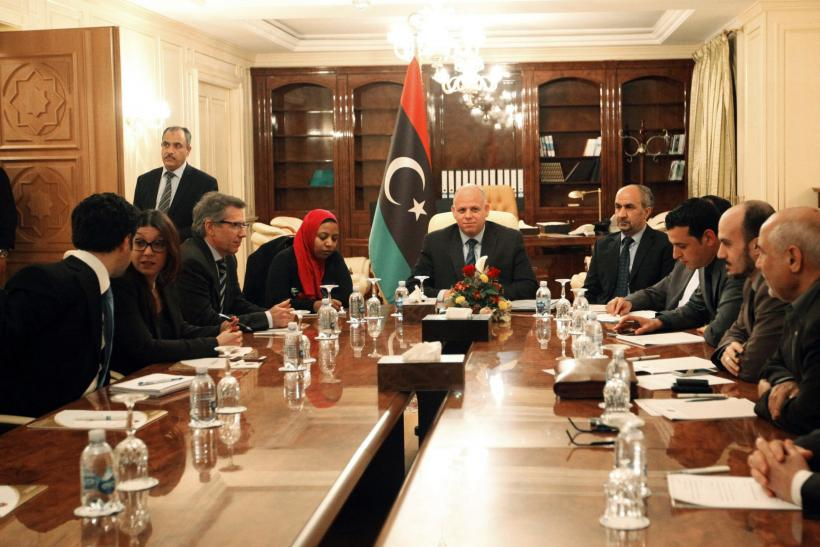 Peace Talks Off To A Bad Start In Libya