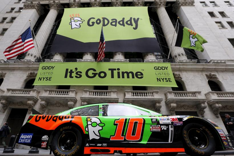 GoDaddy Leaps 30% In IPO, Valuing Company At $5B