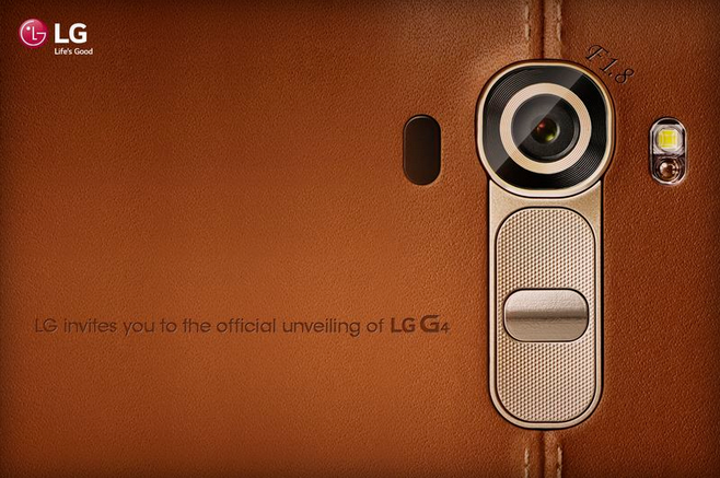 What To Expect From The LG G4 Launch Event