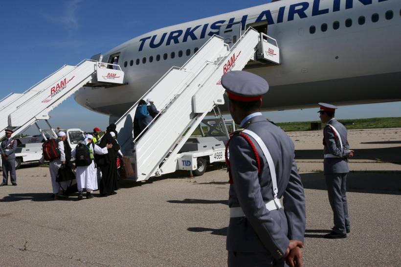 Turkish Plane Makes Emergency Landing As Engine Catches Fire