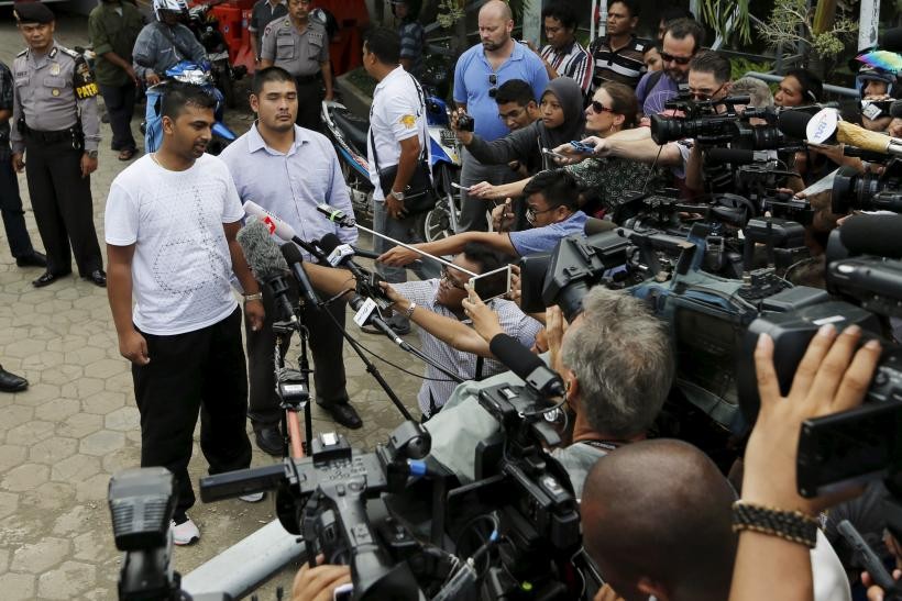 bali nine family media