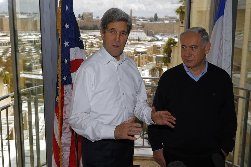 Kerry Says Israel Safer With Iran Nuclear Deal