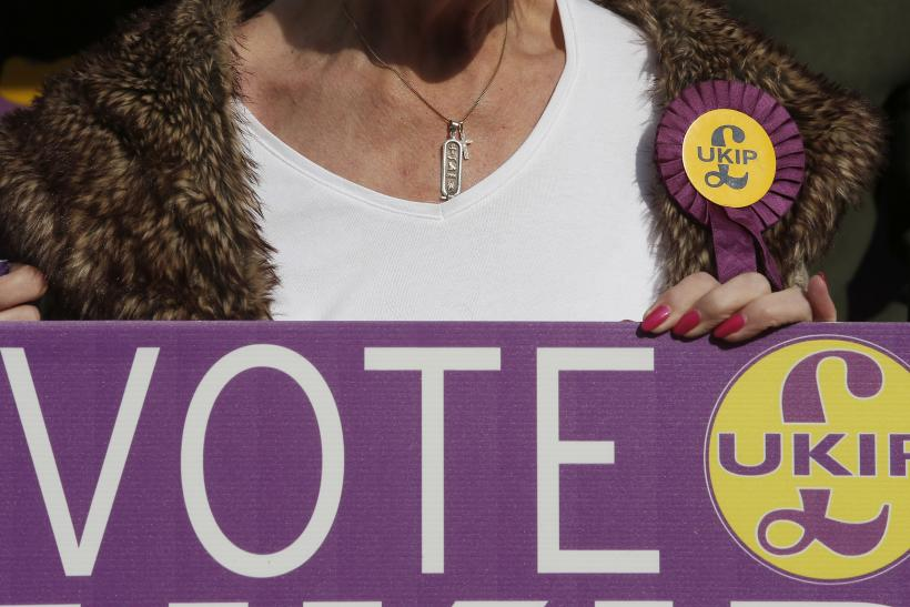 UKIP Candidate Suspended After Threatening To Shoot Tory Rival
