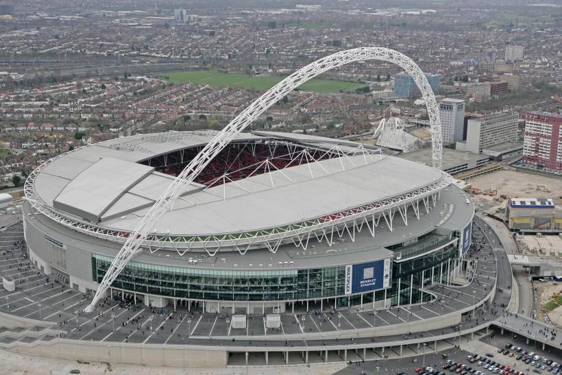 WW2 German Bomb Found Unexploded Near Wembley