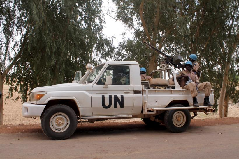 Militants Open Fire At UN Peacekeepers In Mali, Killing 1