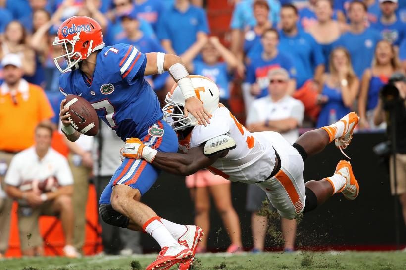 Will Grier Florida 2015